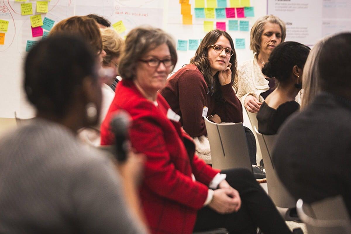 Women leading the way in STEM